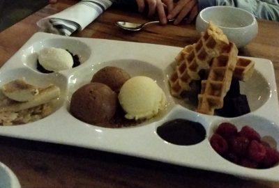 Dessert in Denver