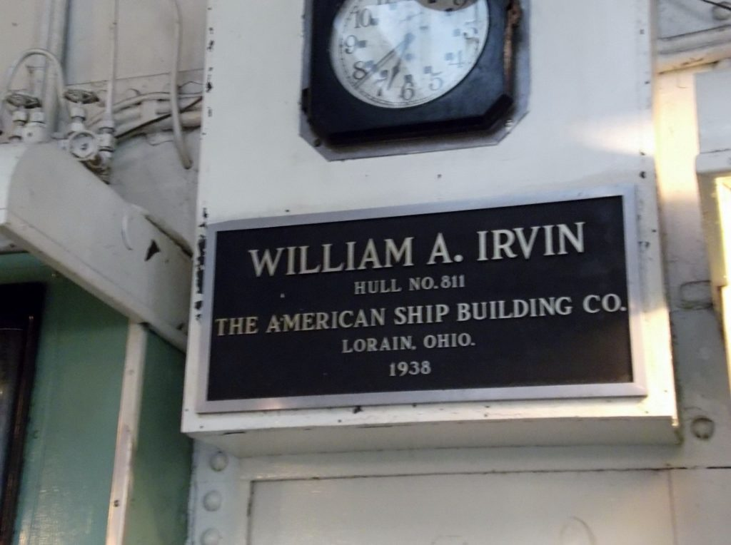 William A Irvin Duluth