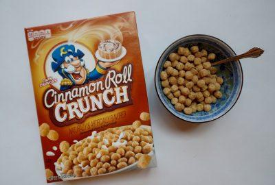 Cinnamon Roll Crunch