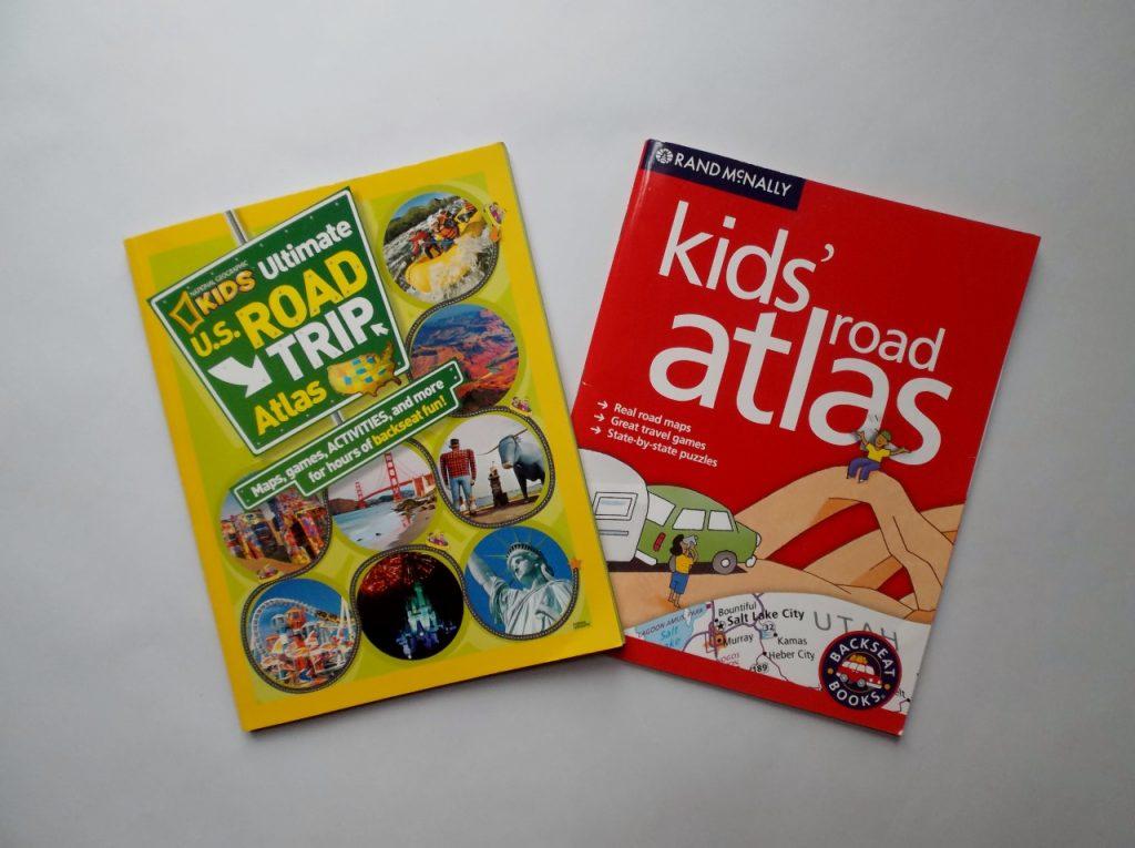 Kid's Atlases