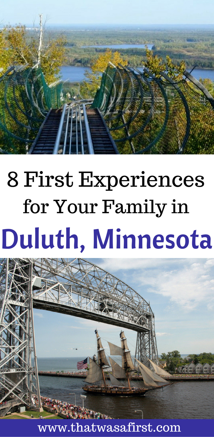 Duluth, Minnesota is a fun city for your family to visit and offers some very unique experiences.