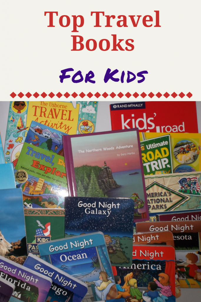 Adults aren't the only ones who like to read about travel. I've put together a list of my top travel books for kids.