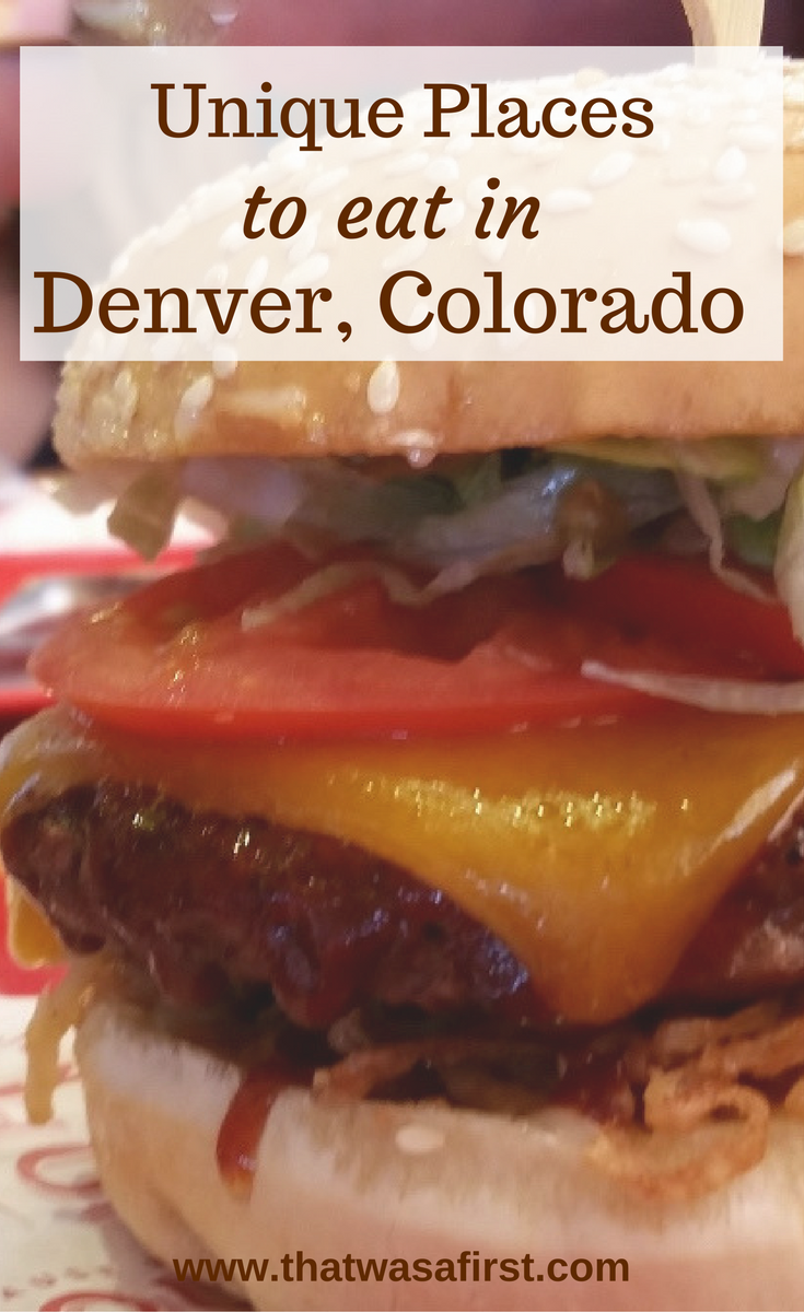If your family wants some fun and memorable dining experiences, Denver has a lot to offer!
