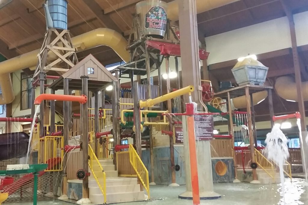 Klondike Kavern at Wilderness Resort Wisconsin Dells