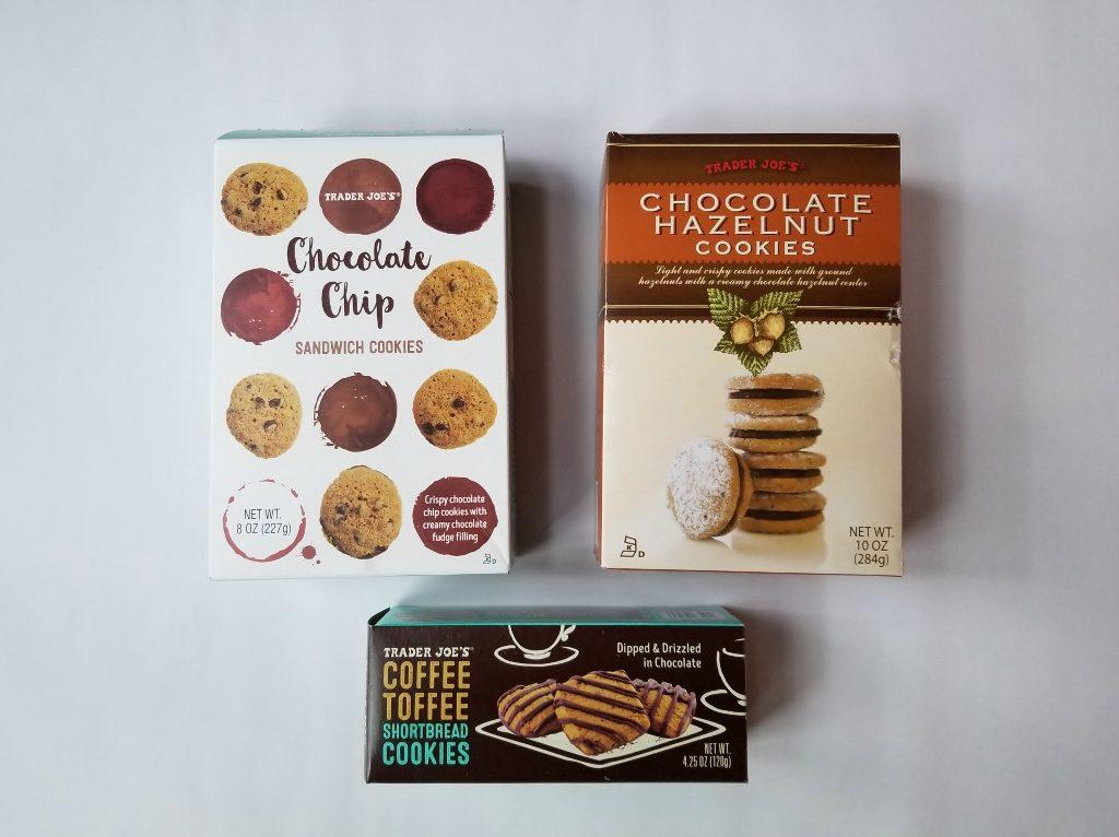 Trader Joe's cookies
