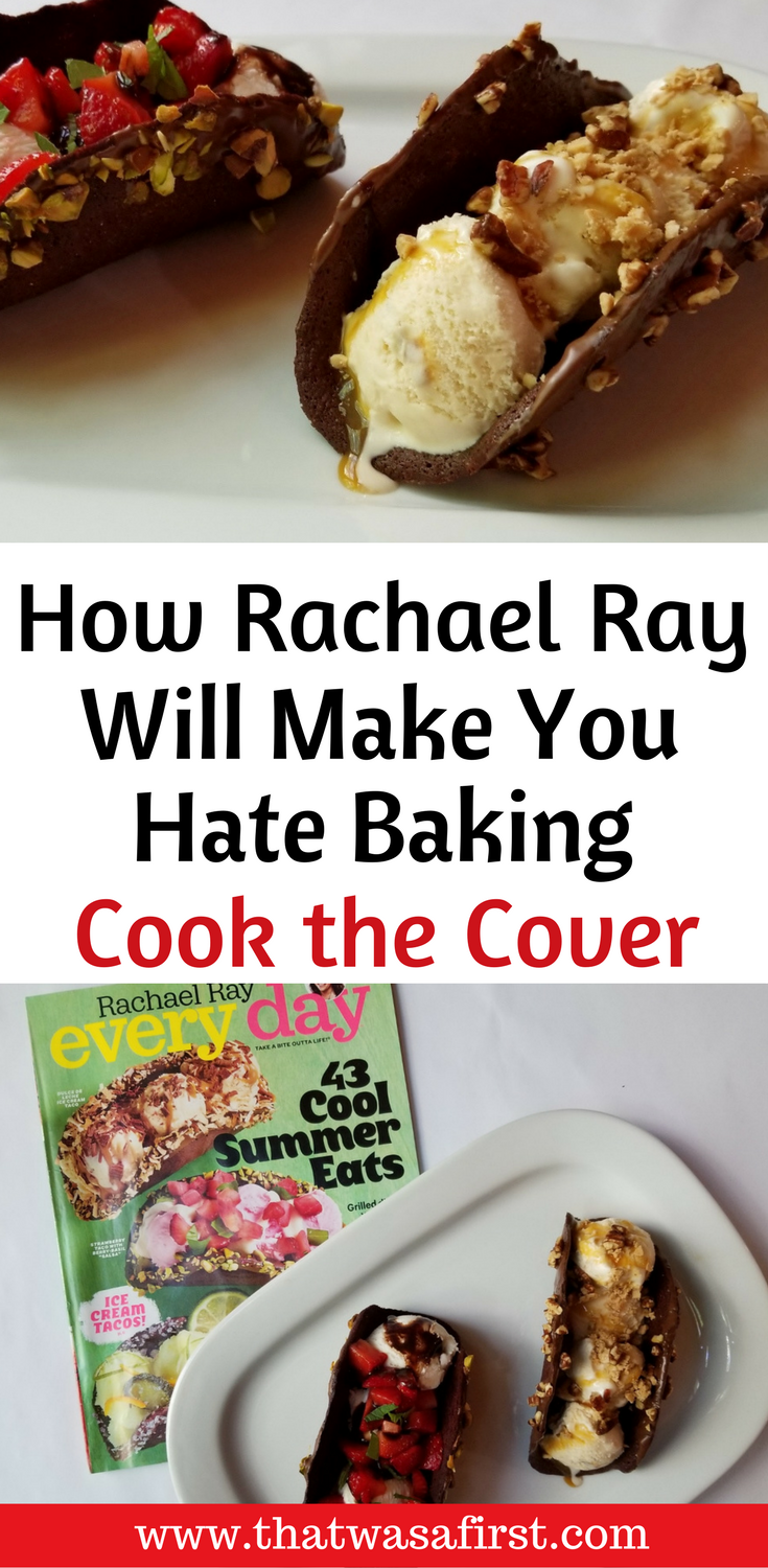 cook the cover everyday Rachael Ray