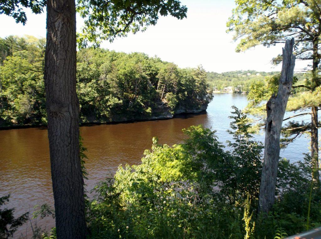 River Walk Wisconsin Dells