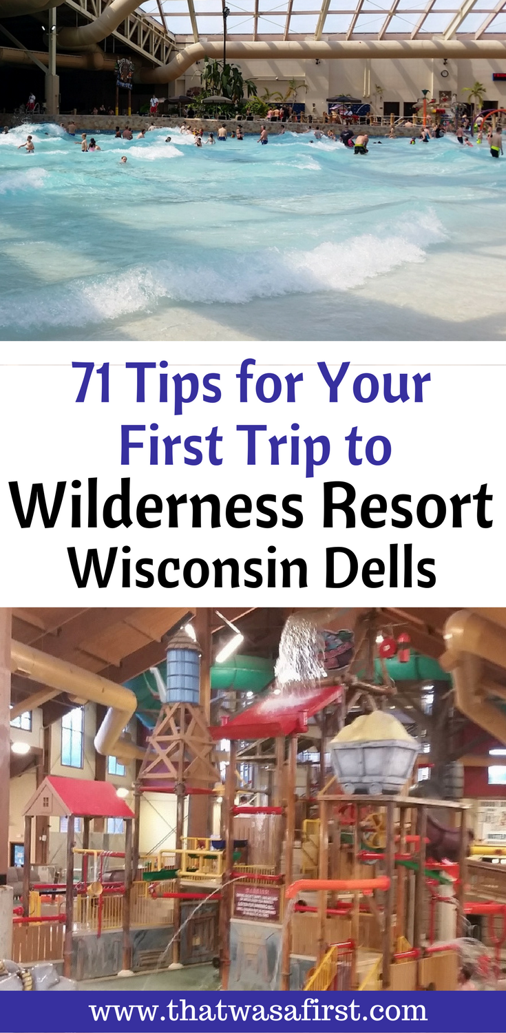 Everything you need to know before you travel to the Wilderness Resort in Wisconsin Dells