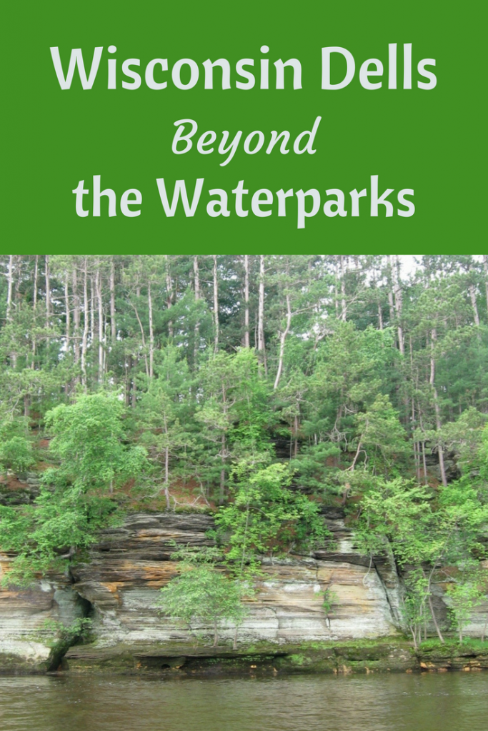 Wisconsin Dells may be known as the waterpark capital of the world, but there's so much more!