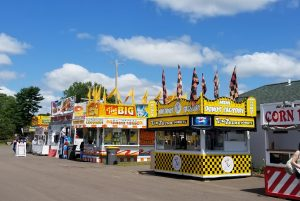 Northern Wisconsin State Fair @ Northern WI State Fairgrounds