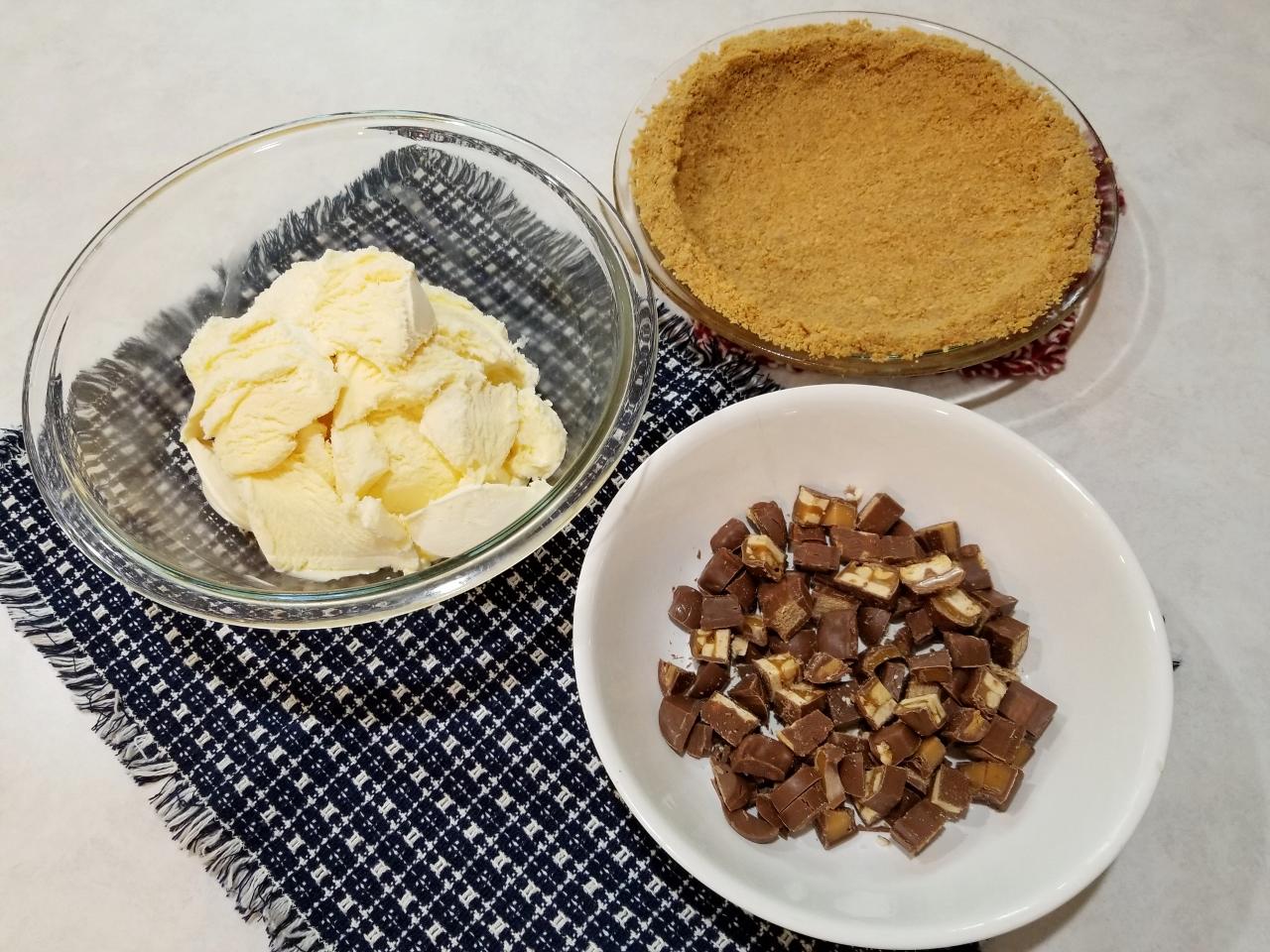 ice cream pie ingredients