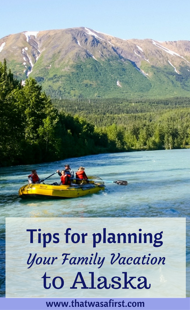 Visiting Alaska is usually a trip of a lifetime and you don't want to miss anything! Here are some tips for planning your family vacation to this scenic and adventure filled state.