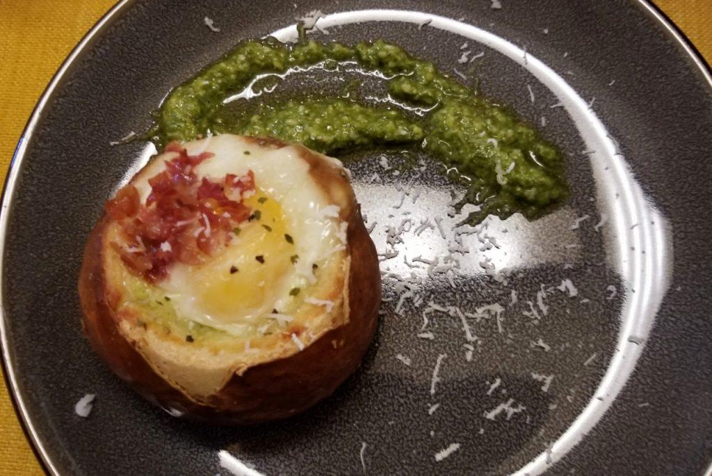 Pretzel Eggs