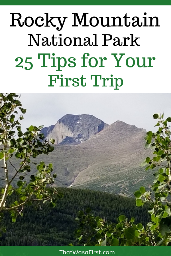 These tips will help you avoid the crowds, see some wildlife, and have the best trip ever to Rocky Mountain National Park in Colorado. #RMNP #rockymountain #Colorado #national #park