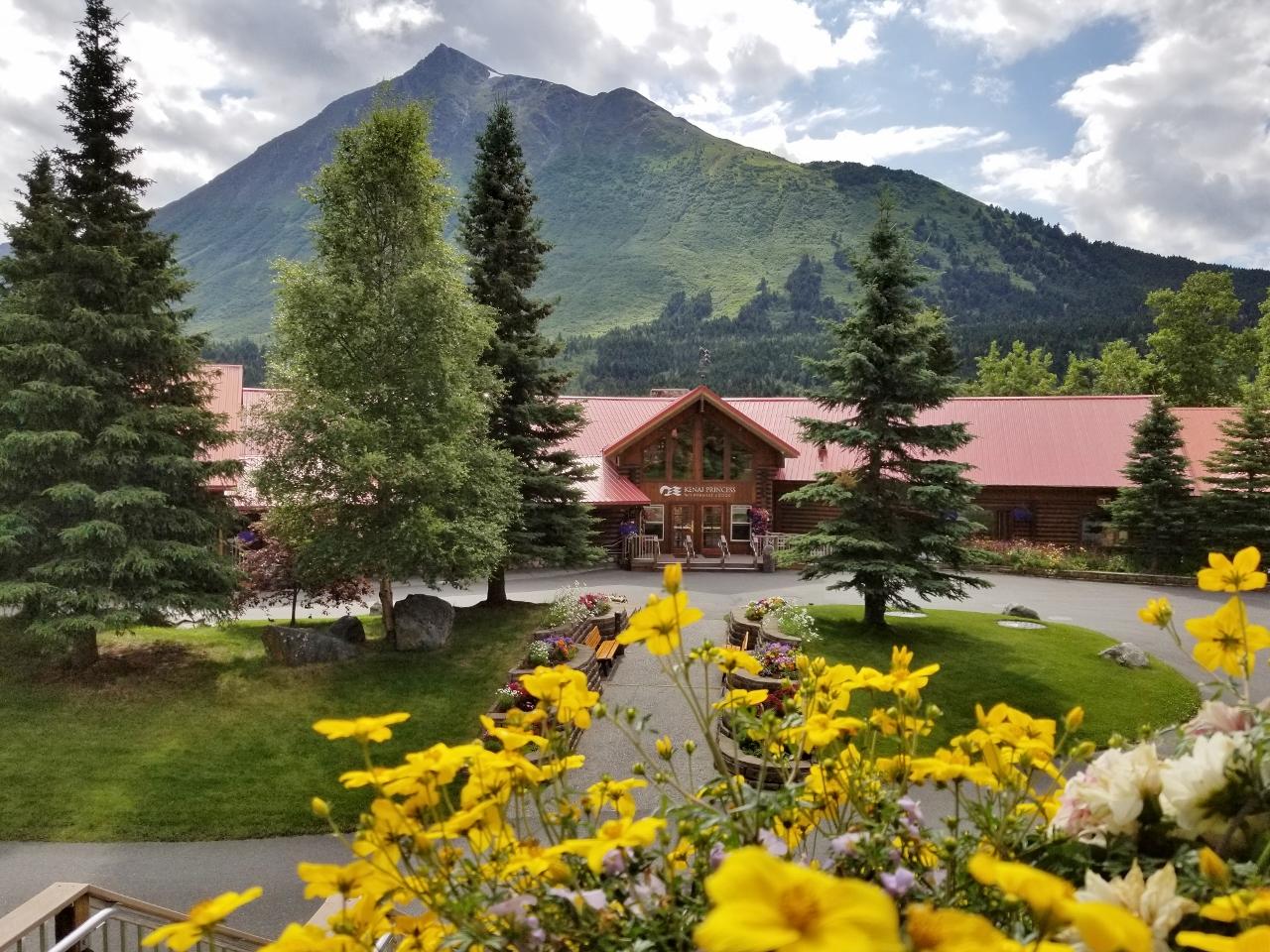 Kenai Princess Lodge Alaska