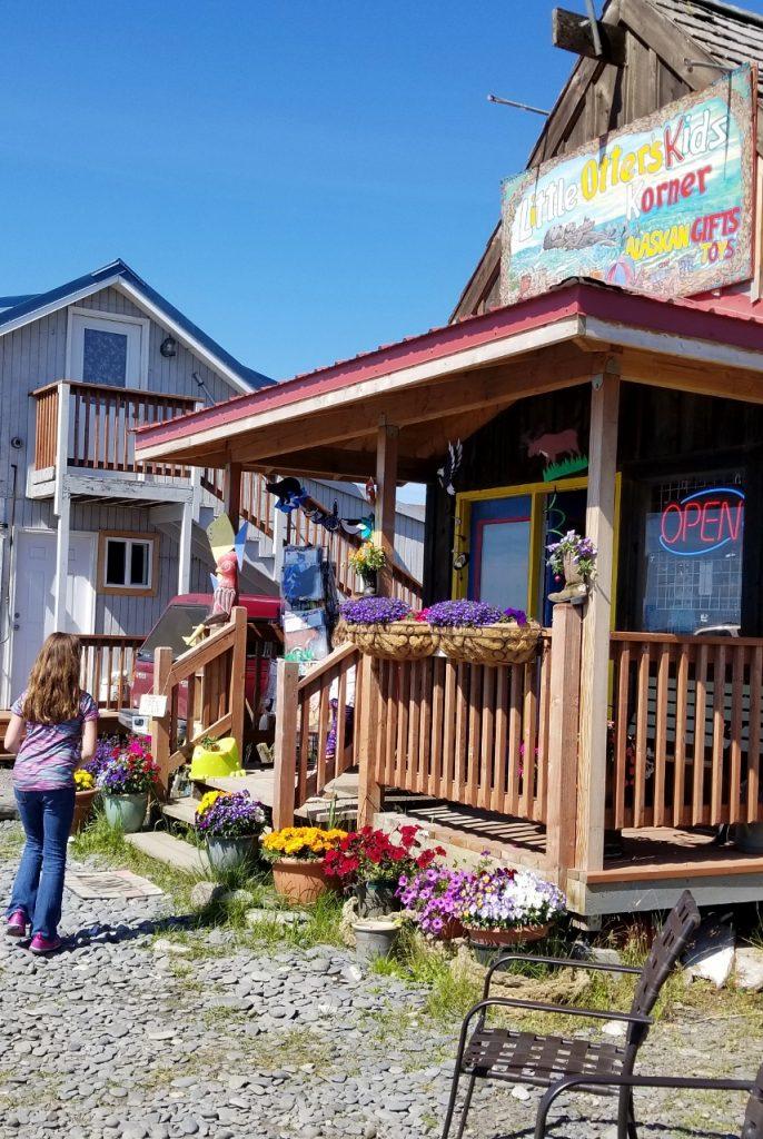 Shopping in Homer Alaska
