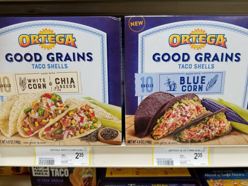 Whats new in the grocery store for fall