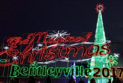 bentleyville tour of lights in duluth mn
