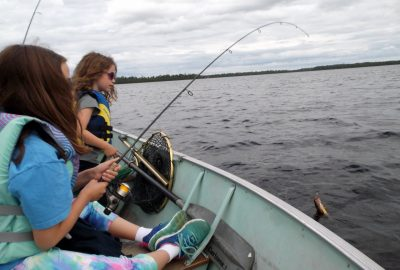 fishing is a first experiences for kids