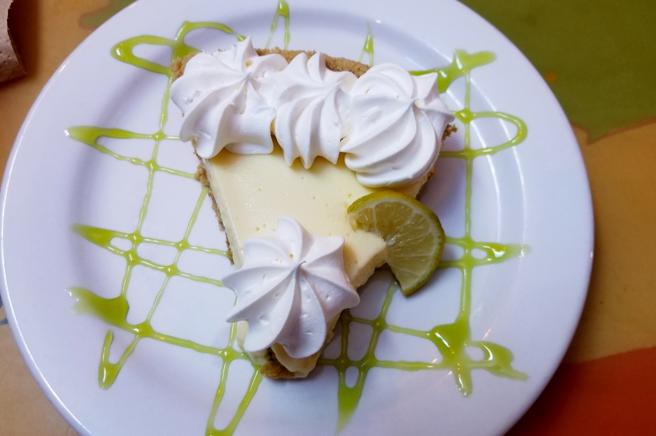key lime pie in florida