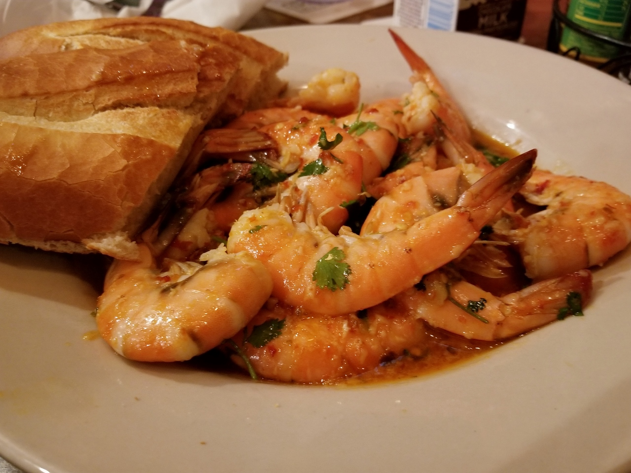 Yucatan shrimp where to eat in southwest florida