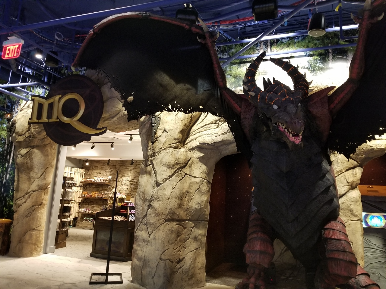 MagiQuest at great wolf lodge in bloomington minnesota