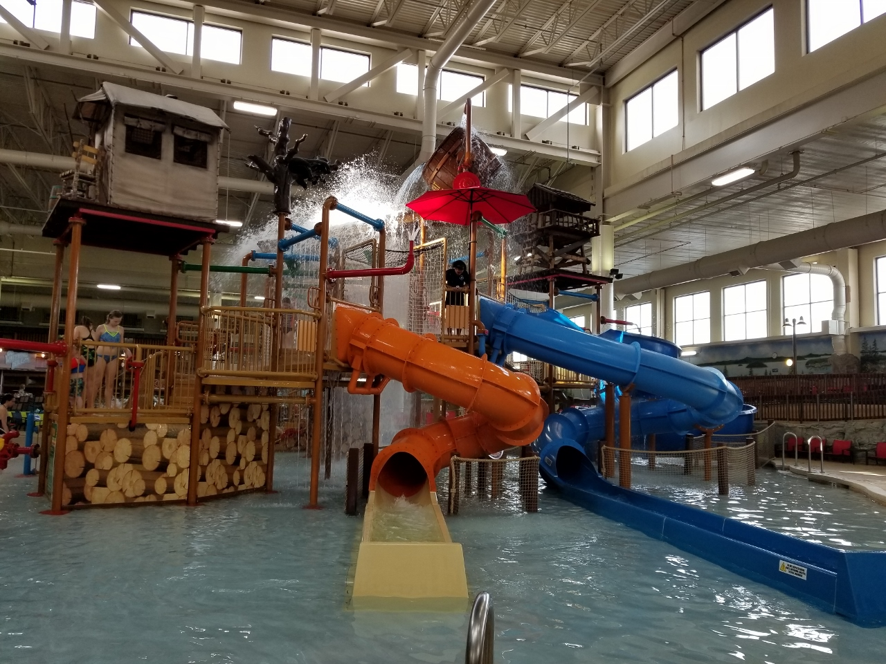 fort mackenzie great wolf lodge in bloomington mn