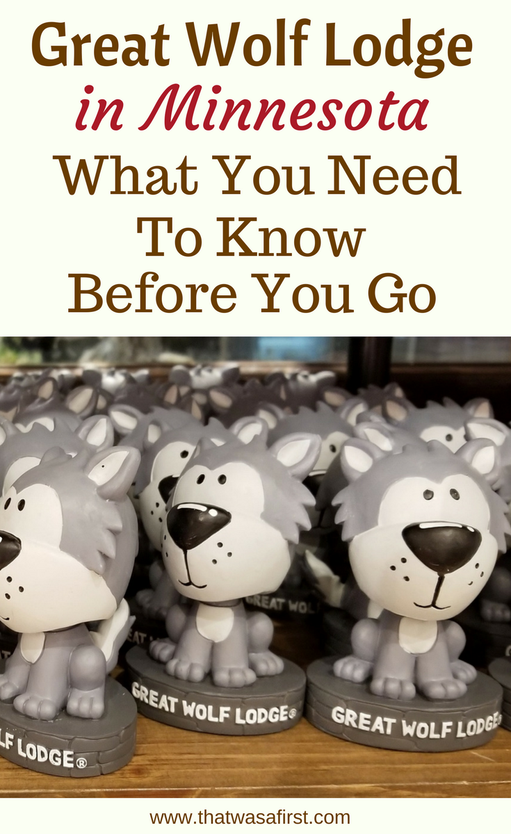 Read this and find out everything that you need to know before you go to Great Wolf Lodge in Bloomington, Minnesota! #WaterPark #GreatWolfLodge #Minnesota