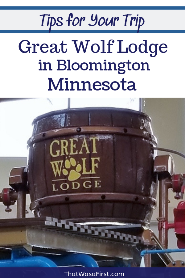 This guide is packed with tips, facts, and helpful info about the Great Wolf Lodge in Bloomington, Minnesota. You'll see what the rooms look like, what there is to do after the water park closes, what to eat, and where to go in the surrounding area. #Minnesota #GreatWolfLodge #Bloomington #waterpark #GreatWolf
