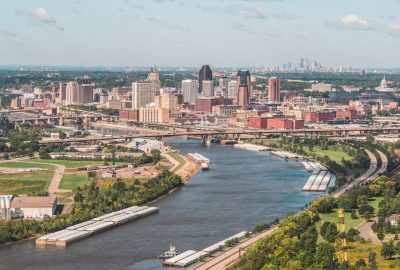 family adventures in St. Paul Minnesota