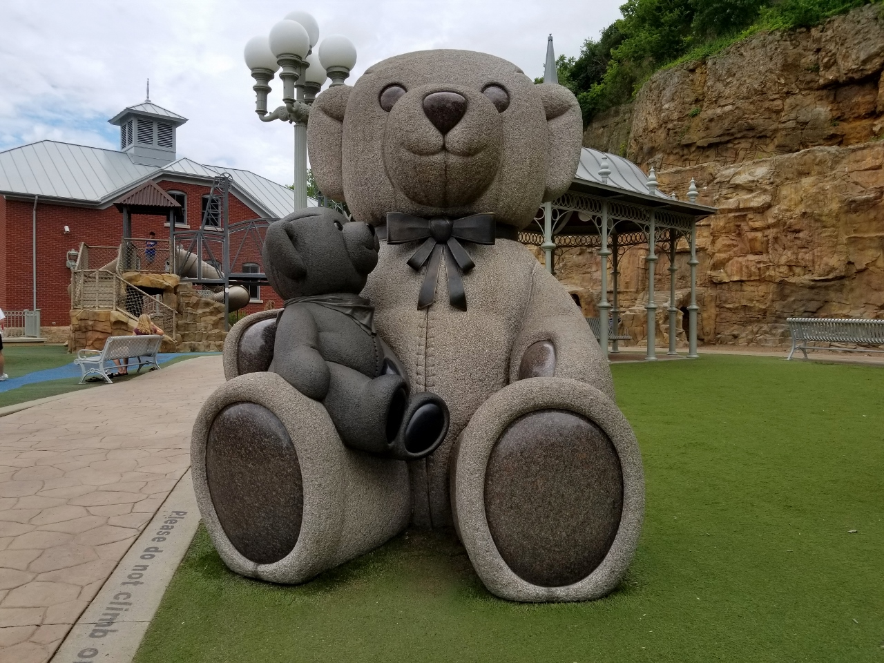 teddy bear park stillwater minnesota