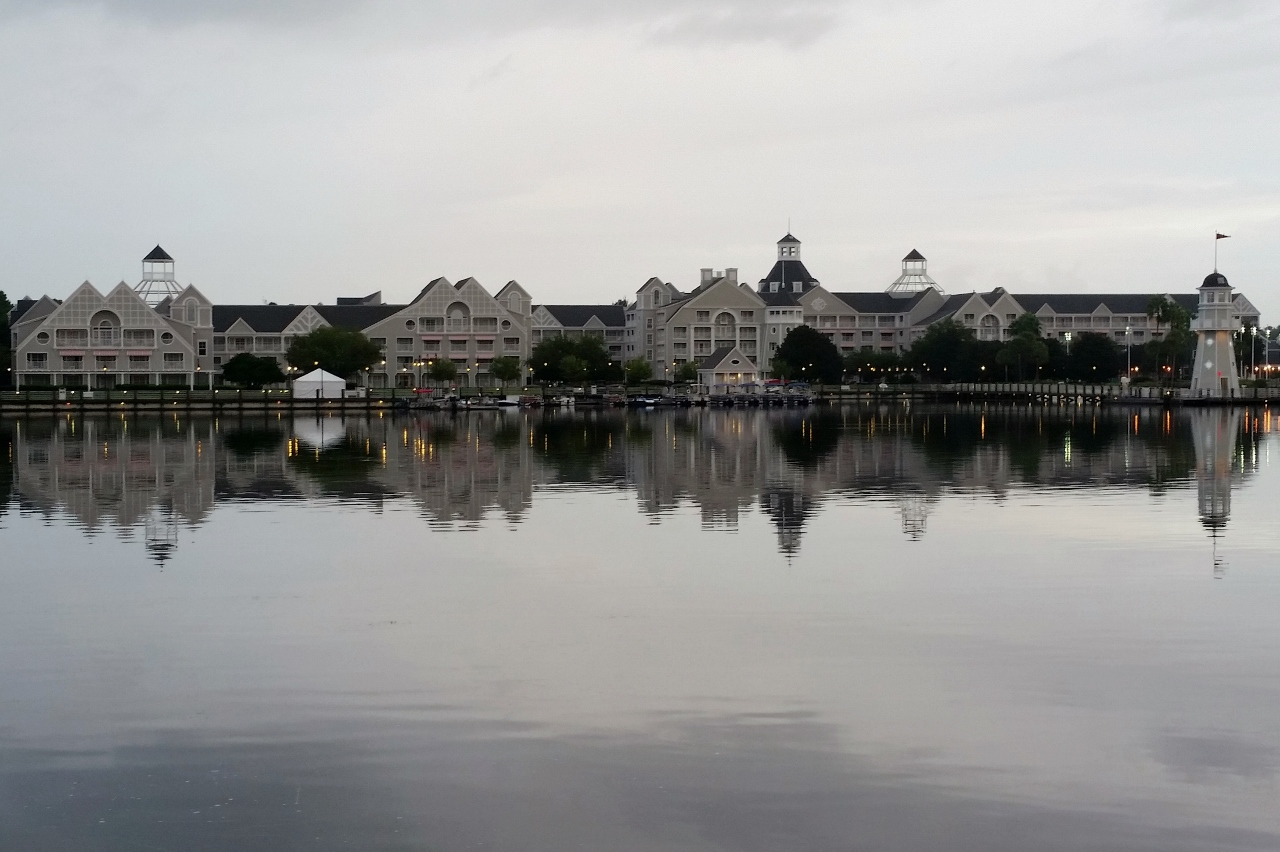Disney Yacht Club near Epcot