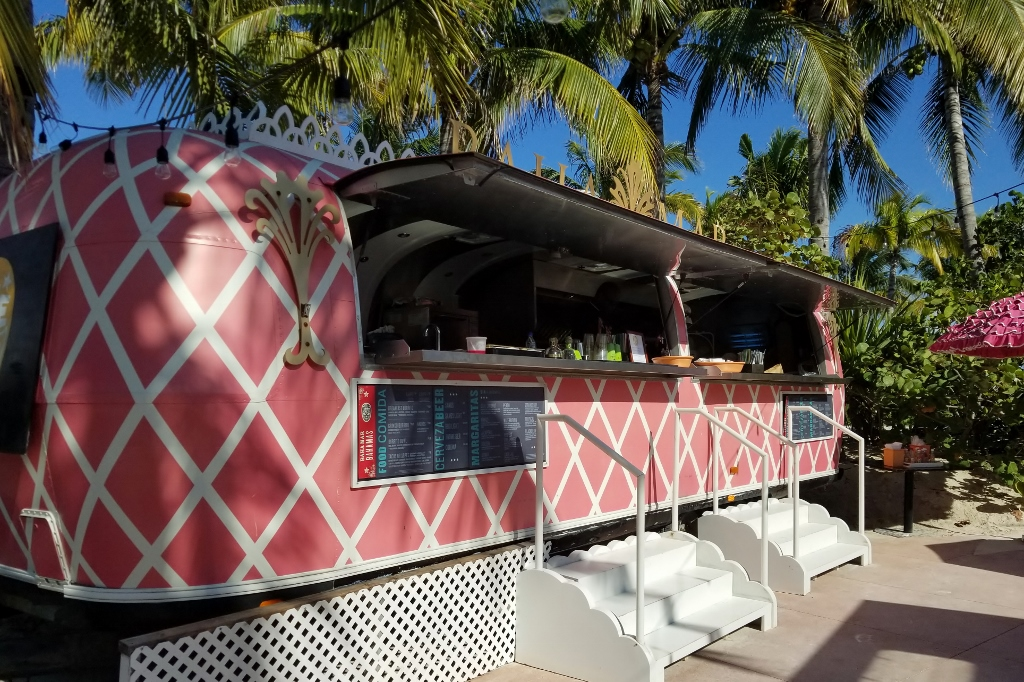 Baha Mar Food Truck