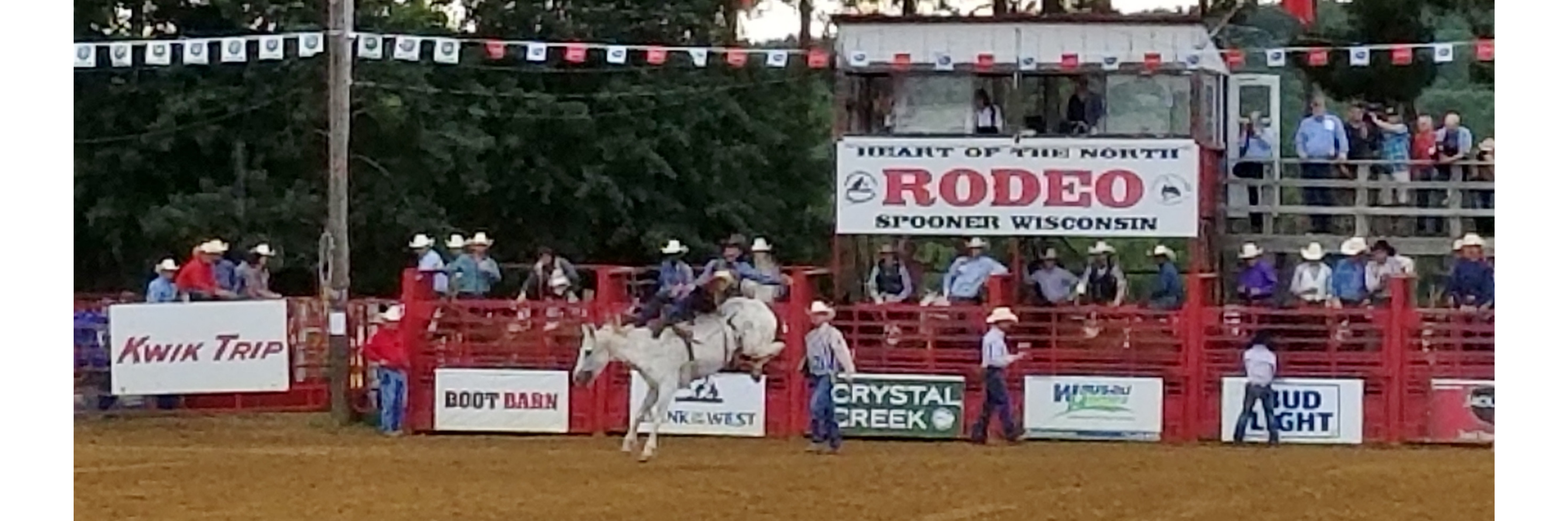 what to do in Wisconsin spooner rodeo