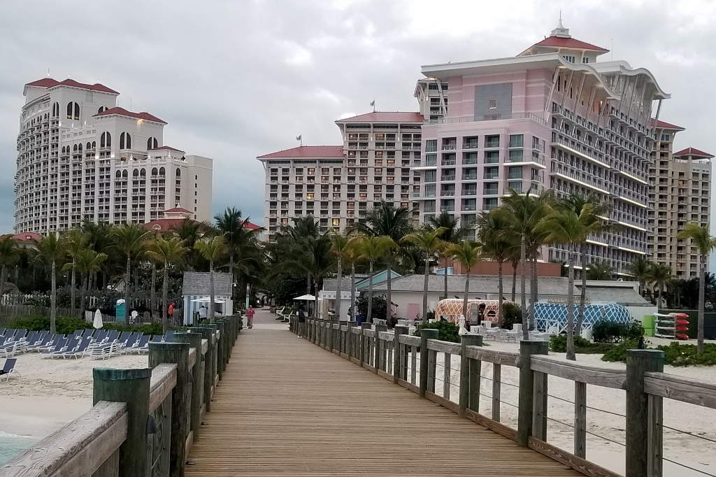 Grand Hyatt Baha Mar tips