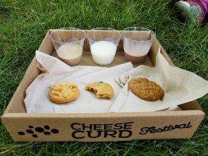 Cheese Curd Festival @ Ellsworth