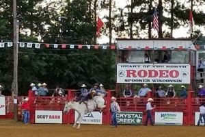 Coca-Cola Family Performance at the Spooner Rodeo @ Spooner Rodeo Grounds