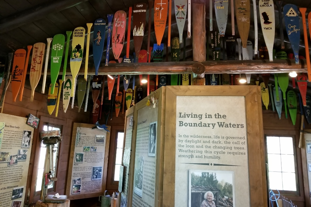 inside the dorothy molter museum