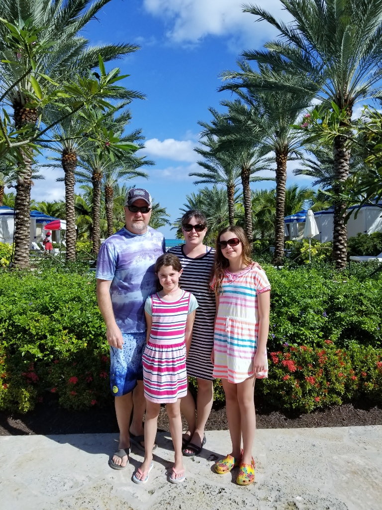 Escaping winter at Baha Mar