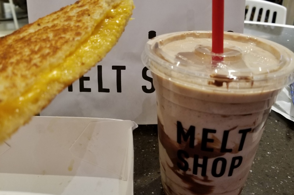where to eat mall of america melt shop