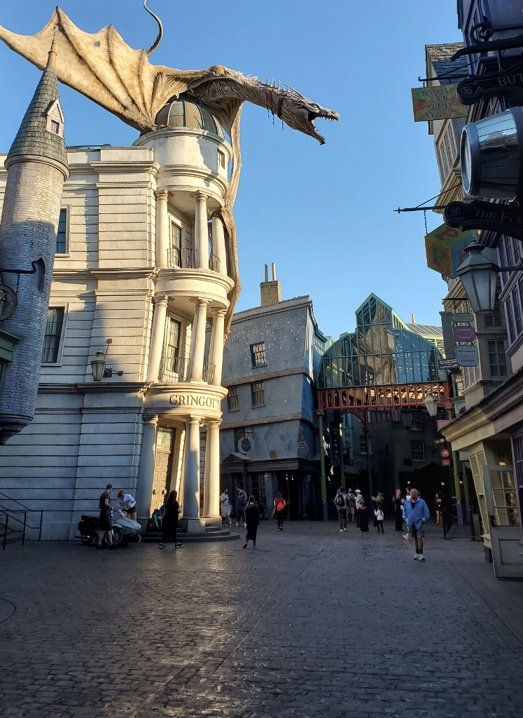Wizarding World at Universal